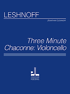 Three Minute Chaconne / Vlc