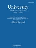 University String Orchestra Album