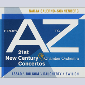 From A to Z - New 21st Century Concertos