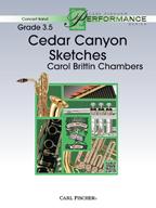 Cedar Canyon Sketches