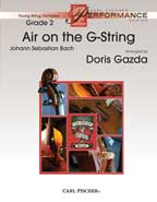 Air on the G-String