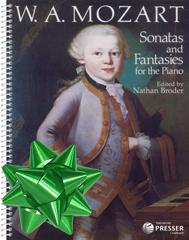 Mozart Sonatas and Fantasies