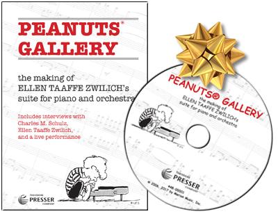 Peanuts Gallery DVD