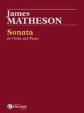 Matheson Sonata for Violin