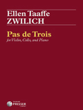 Zwilich Pas de Trois