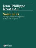 Rameau Suite in G