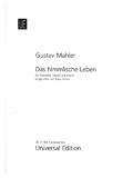 Mahler Das himmlische leben