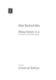 Missa brevis in A minor