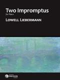 Liebermann Two Impromptus