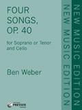 Weber Four Songs