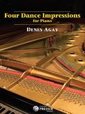 Agay Four Dance Impressions