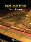 Eight Piano Pieces