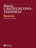 Castelnuovo-Tedesco Sonata
