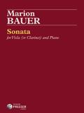 Bauer Viola Sonata