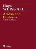 Weisgall Arioso and Burlesca