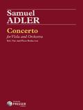 Adler Viola Concerto