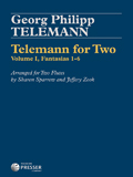 Telemann for Two