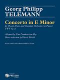 Telemann Concerto in E minor