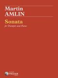Amlin Sonata for Trumpet