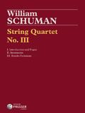 Schuman String Quartet No. 3