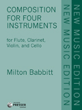 Composition for Four Instruments