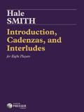 Introduction, Cadenzas, and Interludes
