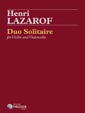 Lazarof Duo Solitaire