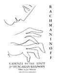 Cadenza to 2nd Hungarian Rhapsody