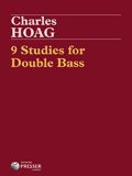 9 Studies for Double Bass