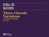 Three Chorale Variations