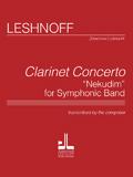 Leshnoff Clarinet Concerto