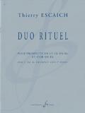 Escaich Duo Rituel