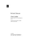 Strauss 2 Lieder