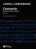 Liebermann Cello Concerto