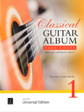 Classical Guitar Album Vol. 1
