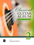 Classical Guitar Album Vol. 2
