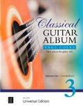 Classical Guitar Album Vol. 3