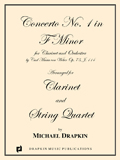 Weber Concerto No. 1