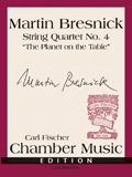 Bresnick String Quartet 4