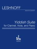 Leshnoff Yiddish Suite