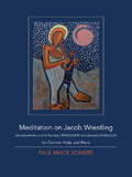 Meditation on Jacob Wrestling