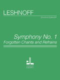 Leshnoff Symphony 1