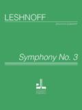 Leshnoff Symphony 3