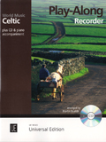 Celtic PlayAlong Alto Recorder