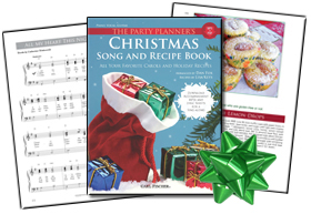 Party Planners Christmas Book