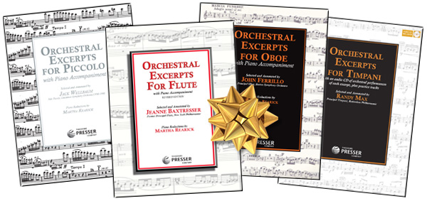 Orchestral Excerpts